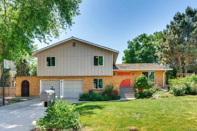 Lakewood Single Family Home Active: 2647 South Allison Street