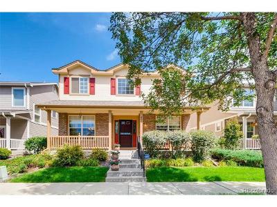 Denver Single Family Home Active: 8031 East Bayaud Avenue