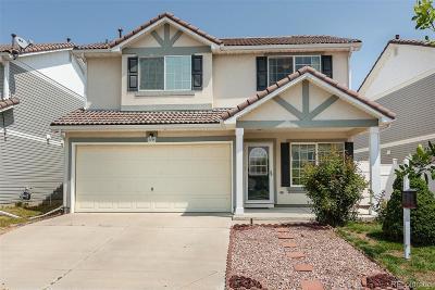 Denver Single Family Home Active: 5546 Nepal Street