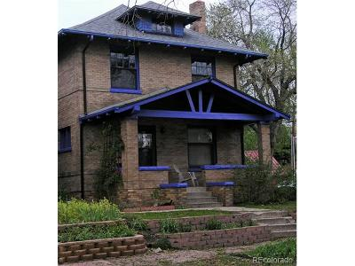 Denver Rental Active: 571 North Emerson Street #A