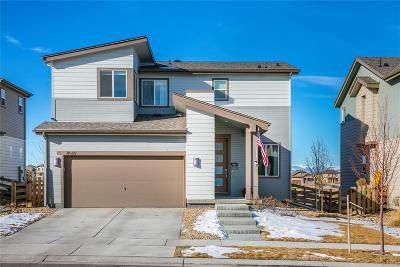 Commerce City Single Family Home Under Contract: 11069 Rifle Court