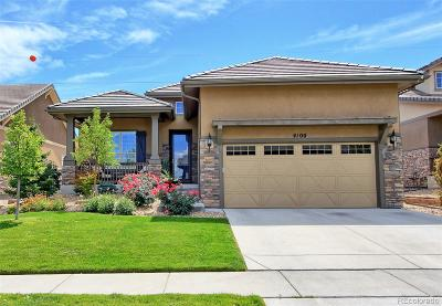 Anthem Ranch Single Family Home Active: 4100 Wild Horse Drive