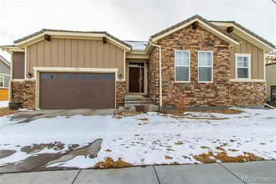 Commerce City Single Family Home Active: 11425 Helena Street