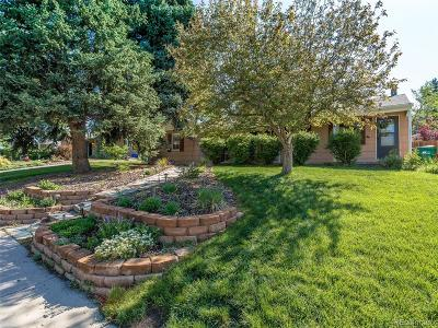 Denver Single Family Home Under Contract: 2760 South Kearney Street