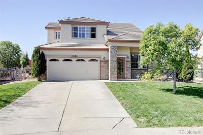 Commerce City Single Family Home Active: 14826 East 116th Drive