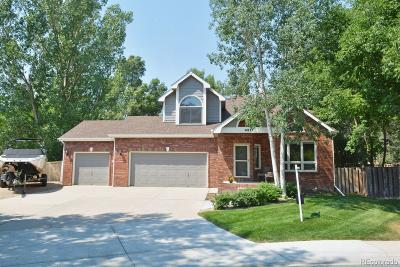 Fort Collins Single Family Home Under Contract: 4271 Southshore Court