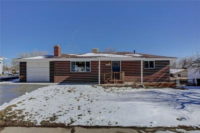 Arvada Single Family Home Under Contract: 7042 Quay Street