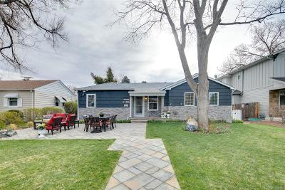 Denver Single Family Home Under Contract: 2408 South Madison Street