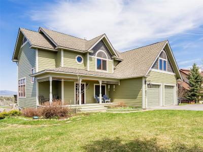 Single Family Home Under Contract: 490 Tamarack Drive