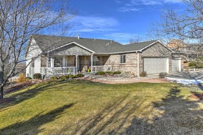 Adams County Single Family Home Under Contract: 9553 East 150th Avenue