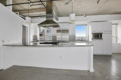 Denver Condo/Townhouse Active: 1610 Little Raven Street #511