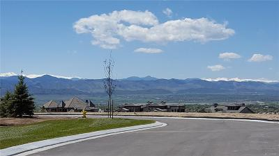 Highlands Ranch CO Single Family Home Under Contract: $3,655,000