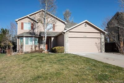 Single Family Home Active: 23181 Blackwolf Way