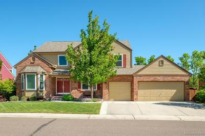 Highlands Ranch Single Family Home Under Contract: 632 Huntington Drive
