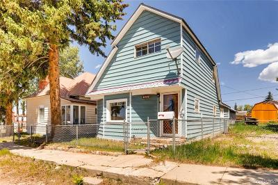 Leadville Single Family Home Active: 404 East 8th Street