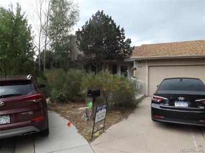 Cheyenne Meadows Single Family Home Active: 825 San Gabriel Place