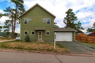 Evergreen Single Family Home Under Contract: 30469 Hilltop Drive