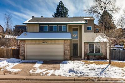 Littleton CO Single Family Home Active: $419,000