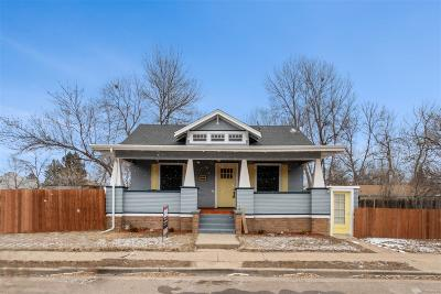 Loveland Single Family Home Active: 770 Washington Avenue