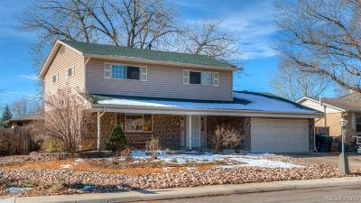 Longmont Single Family Home Active: 40 James Circle