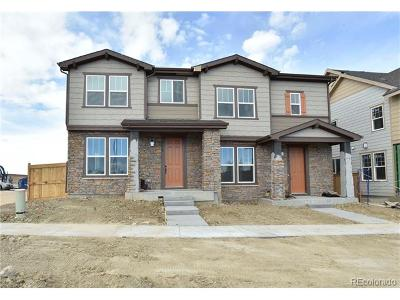 Arapahoe County Condo/Townhouse Active: 7638 South Zante Court