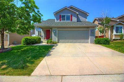 Highlands Ranch Single Family Home Active: 437 English Sparrow Trail