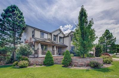 Castle Rock Single Family Home Active: 1664 Tiff Grass Court