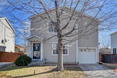 Brighton Single Family Home Under Contract: 1264 Bluebird Street