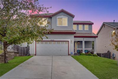 Single Family Home Sold: 22152 East Belleview Place