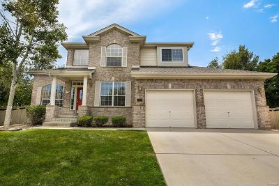 Lafayette Single Family Home Under Contract: 2551 Otter Court
