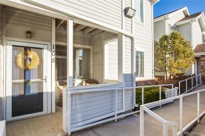 Arvada Condo/Townhouse Under Contract: 5320 Allison Street #105