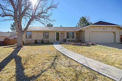 Centennial Single Family Home Active: 7368 South Kit Carson Street