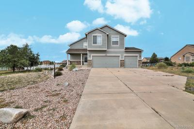 Peyton Single Family Home Under Contract: 11291 Allendale Drive