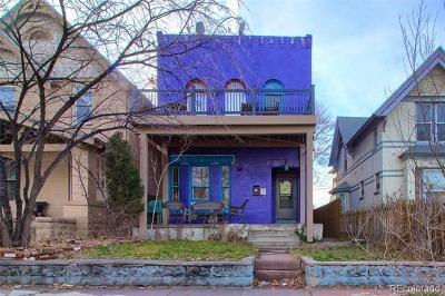 Denver Single Family Home Active: 361 North Lincoln Street