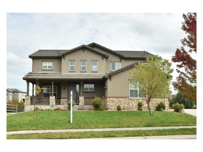 Broomfield Single Family Home Under Contract: 3311 Graylock Run