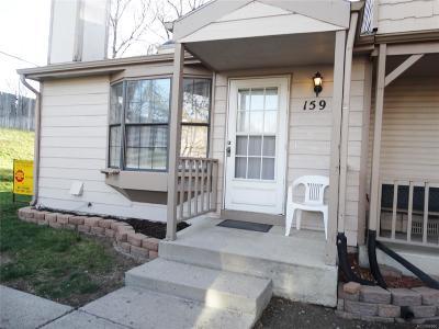 Denver Condo/Townhouse Active: 8128 Washington Street #159