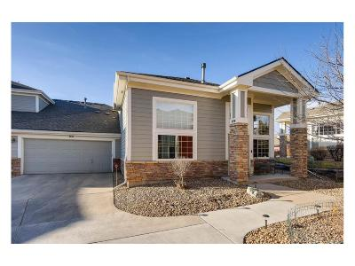 Broomfield Condo/Townhouse Under Contract: 13816 Legend Trail #104