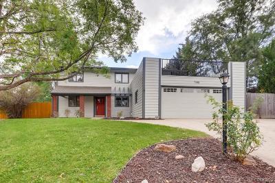 Longmont Single Family Home Active: 7348 Glacier View Road