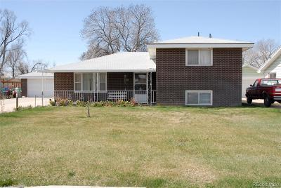 Evans Single Family Home Active: 3613 Golden Street