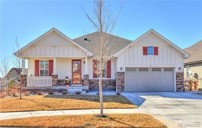 Arapahoe County Single Family Home Active: 7961 South Flat Rock Way