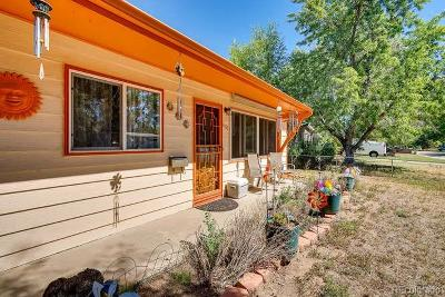Arvada Single Family Home Active: 9195 West 49th Place