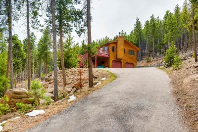 Evergreen Single Family Home Under Contract: 6748 Woodchuck Way