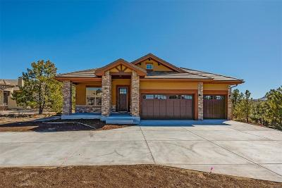 Castle Pines Village, Castle Pines Villages Single Family Home Under Contract: 5027 Ballarat Lane