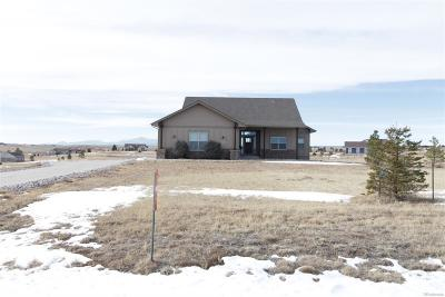 Elbert County Single Family Home Under Contract: 622 Legacy Trail
