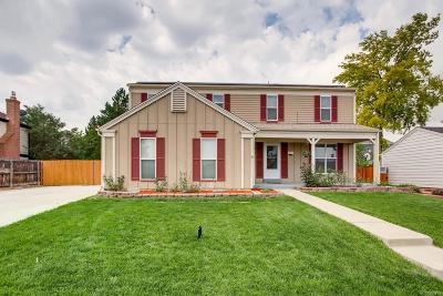 Morrison Single Family Home Under Contract: 4655 South Union Street