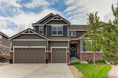 Aurora Single Family Home Active: 7694 South Eaton Park Court
