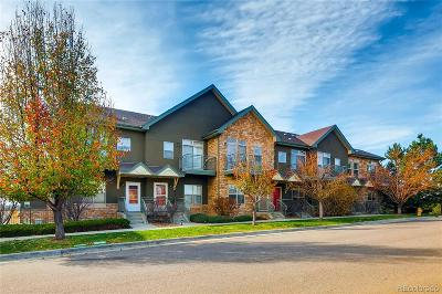 Aurora Condo/Townhouse Active: 18807 East Yale Circle #D