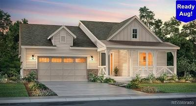 Castle Pines CO Single Family Home Active: $639,200