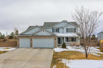 Castle Rock CO Single Family Home Active: $414,900