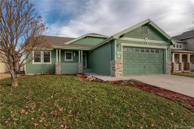 Loveland Single Family Home Active: 558 Magpie Drive